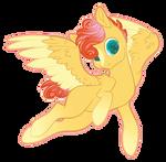 Sunburst/Fluttershy