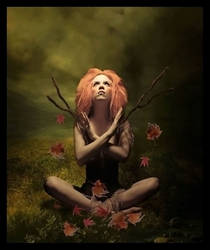 Autumnal Equinox by owel