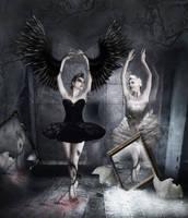 Black Swan by owel