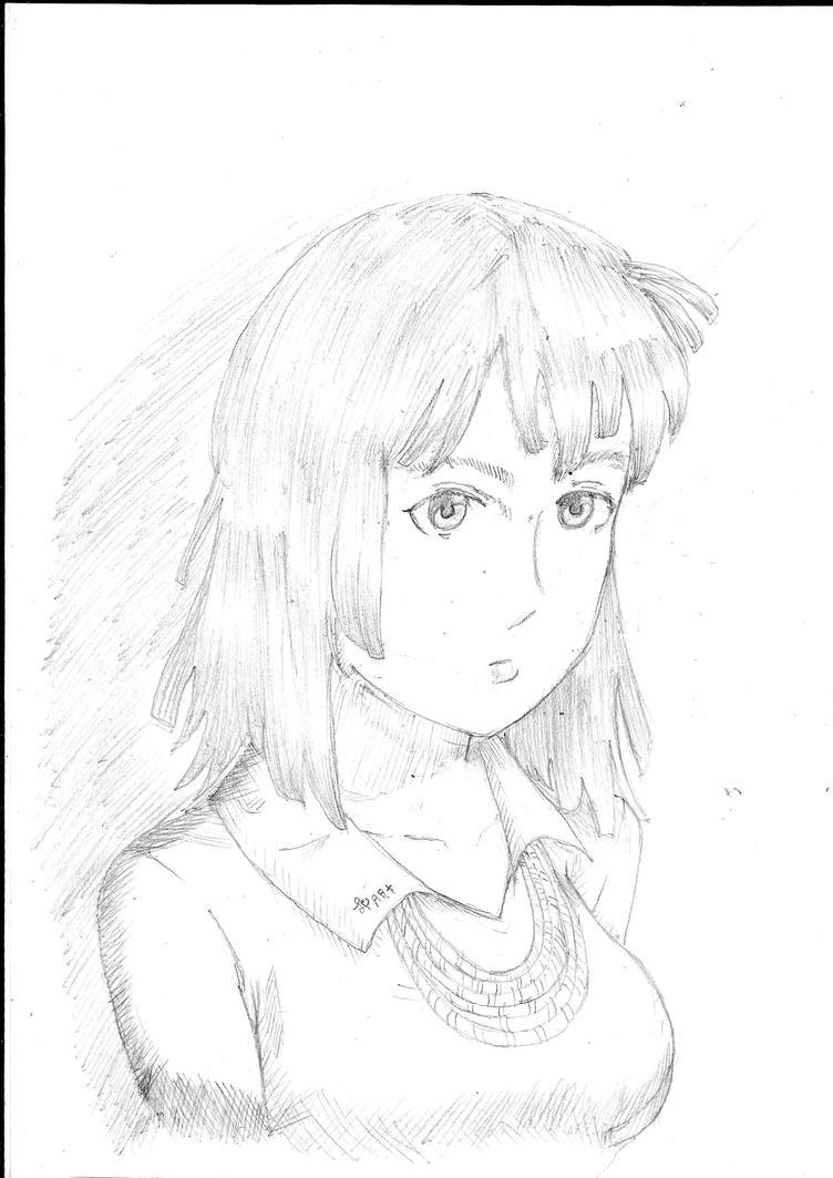 Fubuki Fanart by otaku24horas