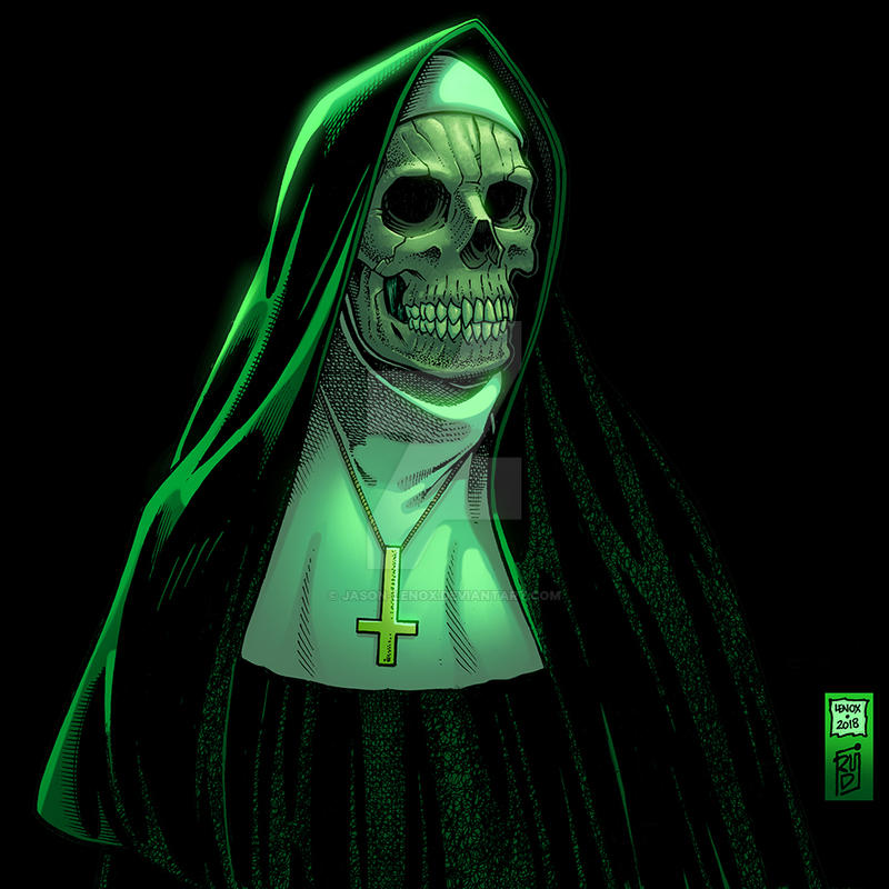 Devil Nun Colors by Jason-Lenox