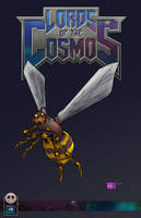 Lords of the Cosmos #3 Stinger Cover