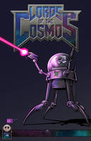 Lords of the Cosmos #3 Orchamemnon Cover