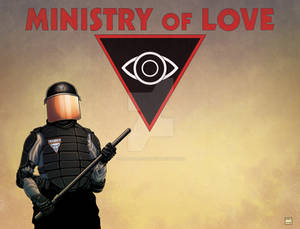 Ministry of Love 1984 Final Color
