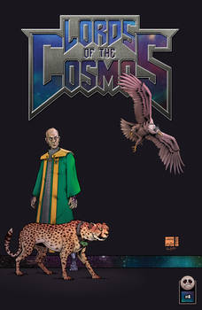 Lords of the Cosmos #4 Cover 1B