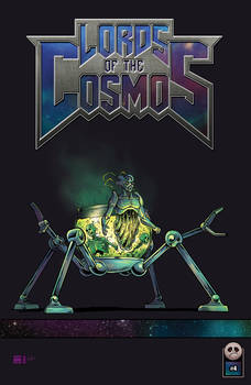 Lords of the Cosmos #4 Cover 1A