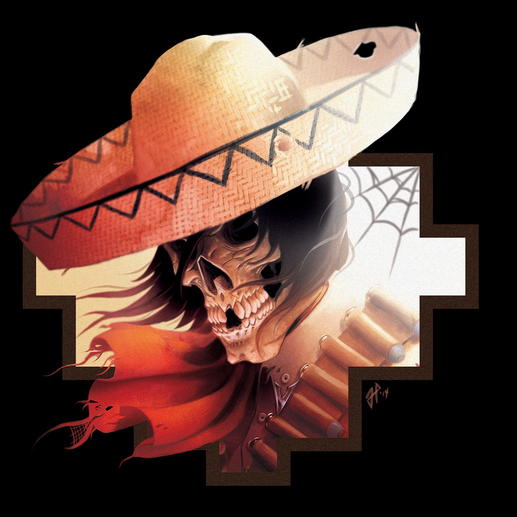 venganza del bandolero (revenge of the bandit) by BlackHawk45LC