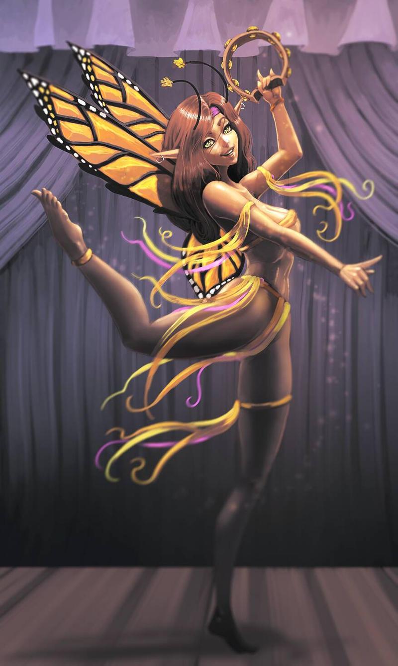 Trixie Commission for J_krolak by BlackHawk45LC