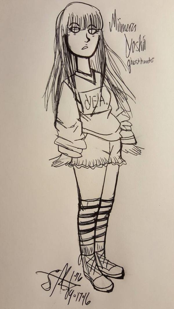 quick doodle by SAH-Arts