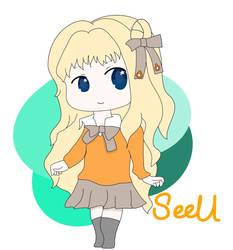SeeU Chibi
