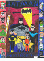 Batman the Animated Series by Vultureclaw