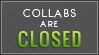 Closed Collabs (Lime Green) by MissMalefic-Stock