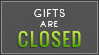 Closed Gifts (Lime Green) by MissMalefic-Stock