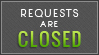 Closed Requests (Lime Green) by MissMalefic-Stock