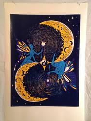 Nocturnal Balance by BlueBoxDrifter