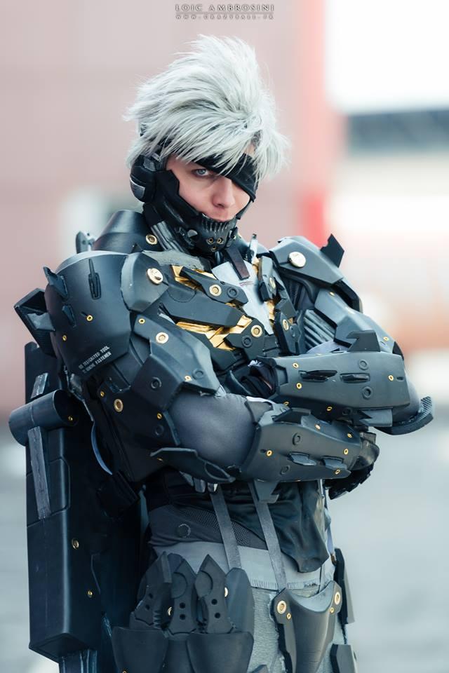 Metal gear rising revengeance - Raiden by Naythero on ...
