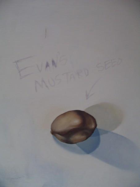Evan's Mustard Seed