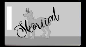 P2U canine base! by skoriial