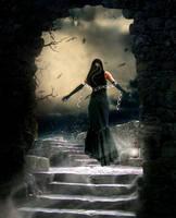 Moon ritual by aninur