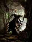 Shamans journey to Underworld
