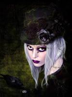 Wood Witch by aninur
