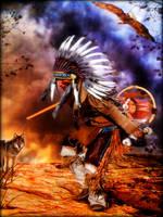 Spiritdance by aninur