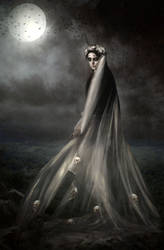 The bride of darkness by aninur