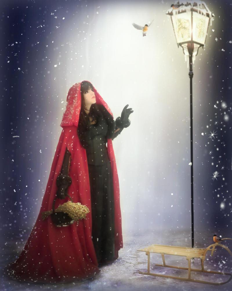 Christmas Spirit by aninur