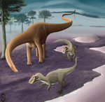 Routine patrol, meet Diplodocus