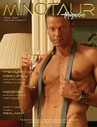 Minotaur Cover   April 2021