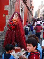 La Santa Muerte by pseudofotografo