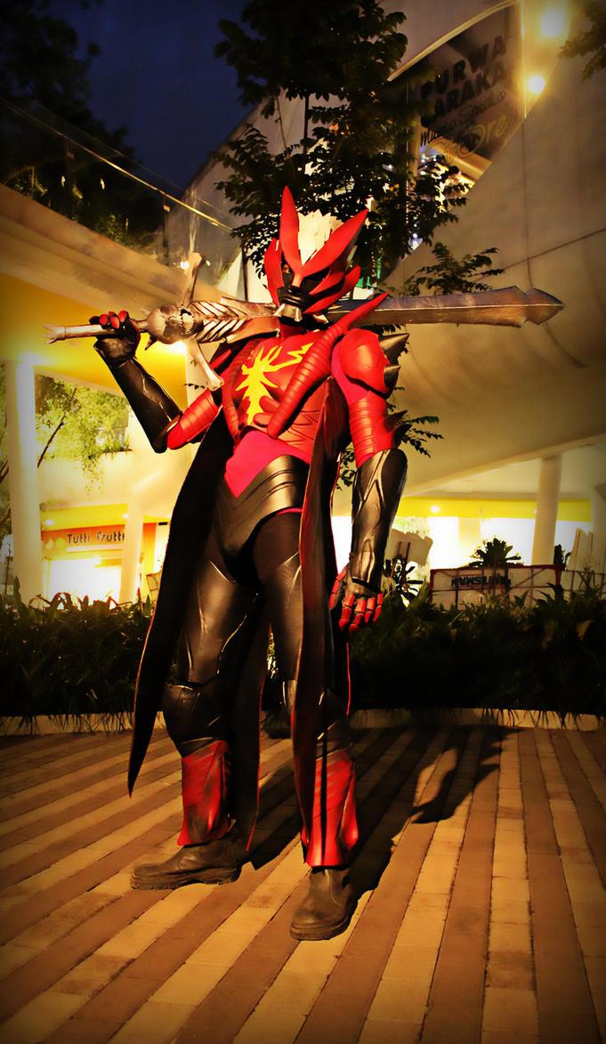 Devil Trigger by xlunaticxnoirx