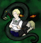 What am I...?--Draco--