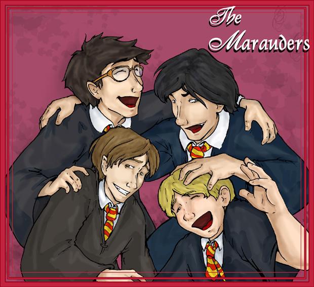 The Marauders by xanykaos