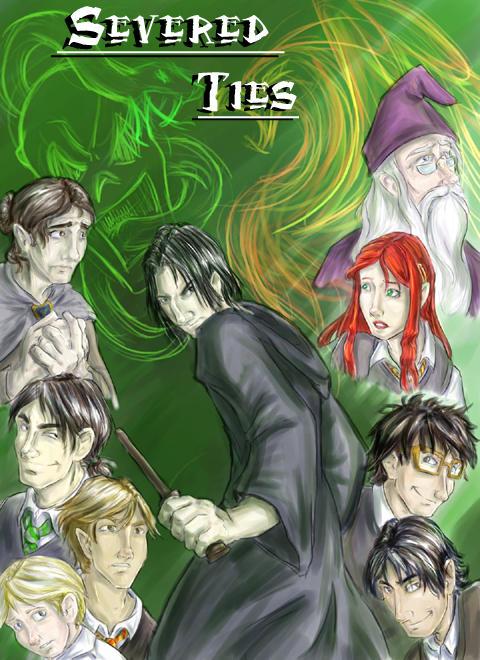Severed Ties: Cover by xanykaos