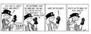 Dork Side -1- Puppet Molesting by xanykaos