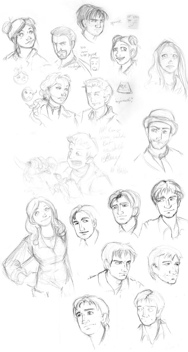 Firefly studies...yet again by xanykaos