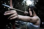 Lara Croft - Archery Skills