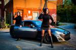 Saints Row: The Third - DeWynter Twins