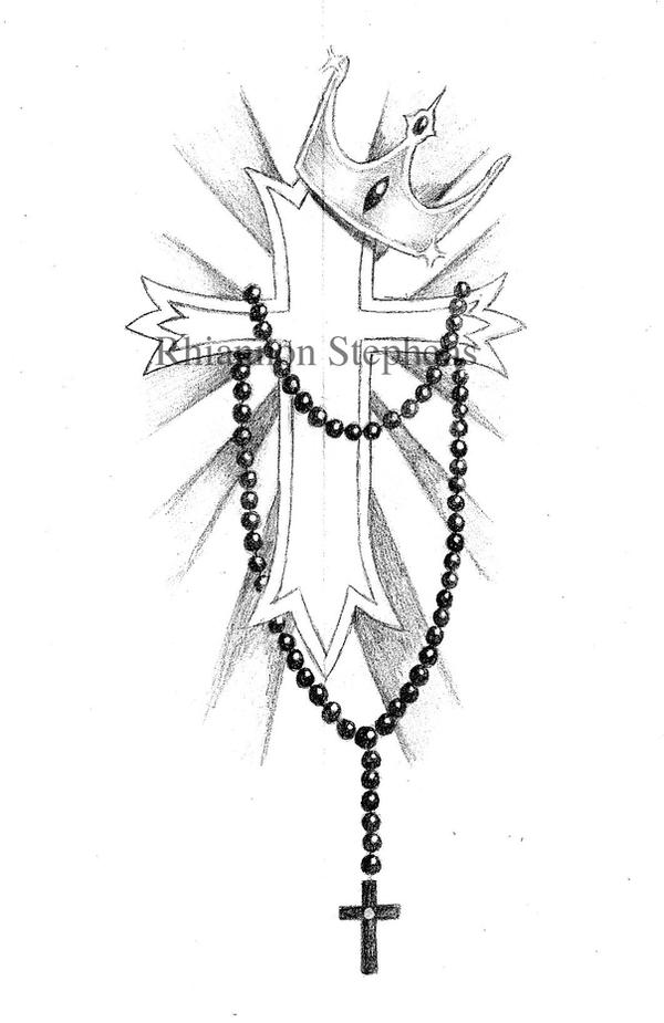 Rosary Tattoo Designs Picture 1