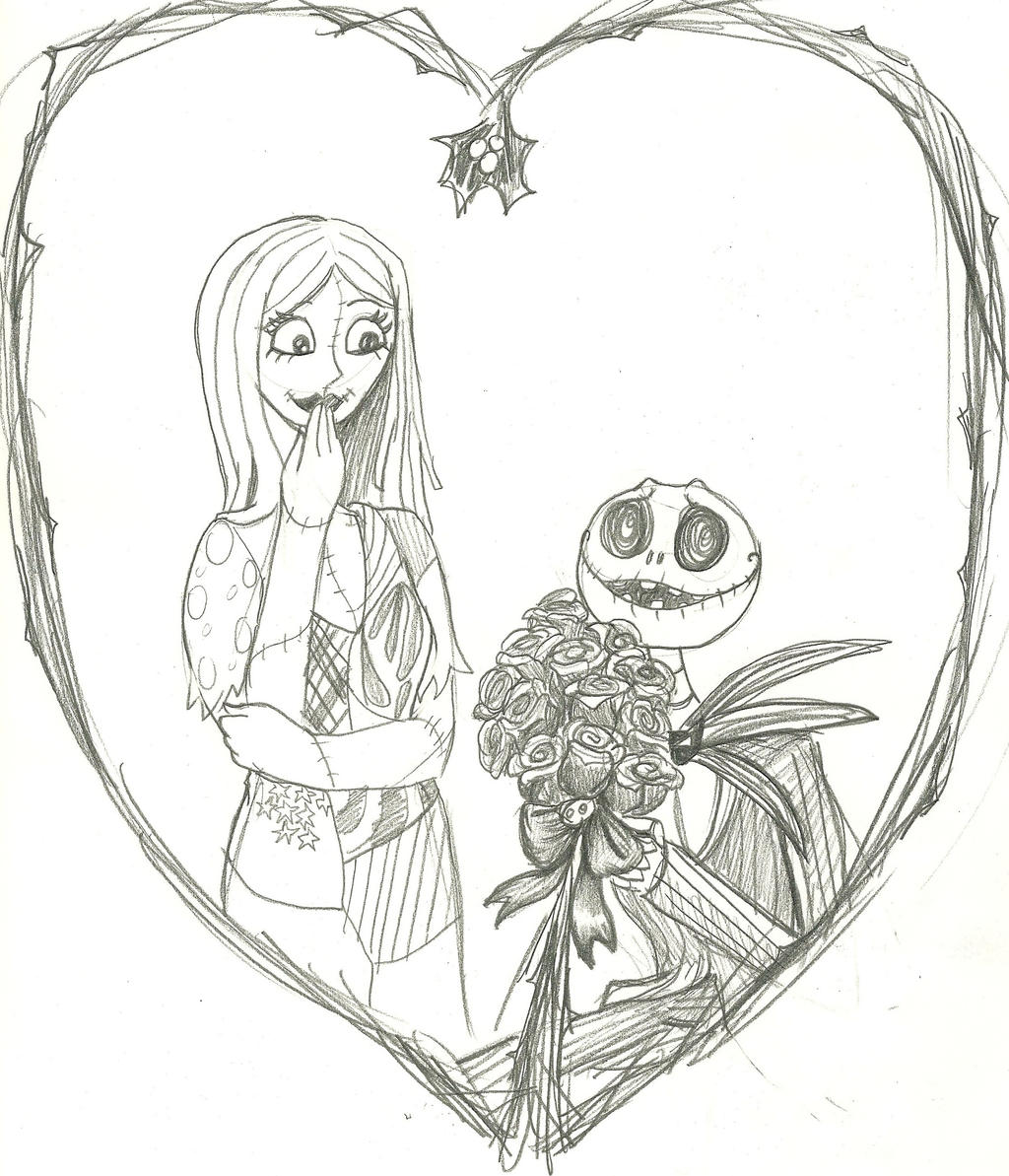 Jack and sally coloring pages coloring pages for Jack and sally coloring pages
