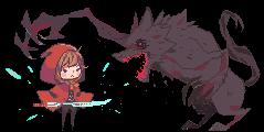 Red Riding Hood by kuroyoBEAST