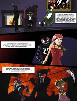 Invader Zim: Conqueror of Nightmare Page 4