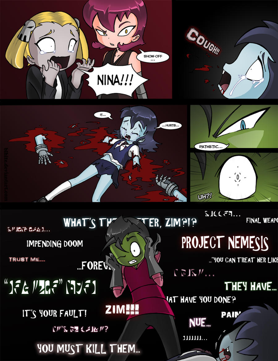 invader zim tak quotes
