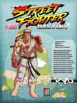 Street Fighter: Destiny -  RYU