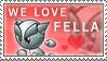 DA-Fella-Club Stamp by DA-Fella-Club