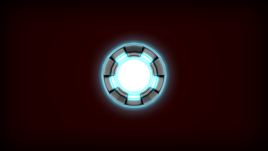 gallery for arc reactor wallpaper