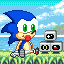 Baby Sonic by Luned13