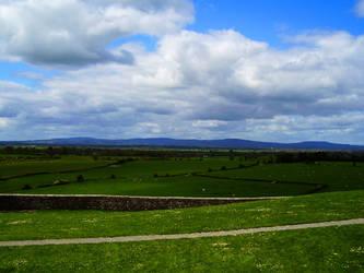The green fields of Ireland by sahk99