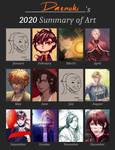 2020 Summary of Art